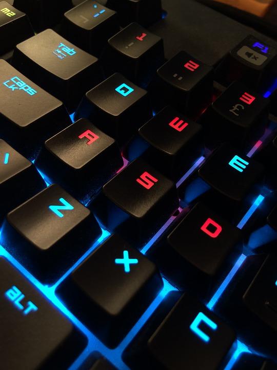 Le clavier gamer, pour une pratique plus facile aux fonctions supplémentaires