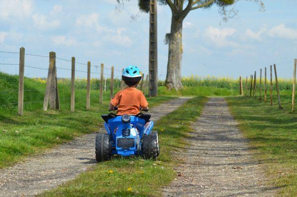 Commandez le quad dont rêve votre enfant